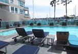 Location vacances Hermosa Beach - Apartment Marquesas-3