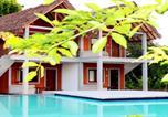 Villages vacances Sigirîya - Elephas Resort-3