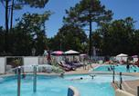Camping avec Ambiance club Hourtin - Domaine de Soulac-4