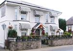 Location vacances Abergavenny - Black Lion Guest House-1