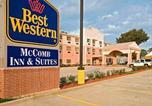 Hôtel Brookhaven - Best Western Plus Mccomb Inn & Suites