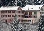 Hôtel Château-d'Oex - Bnb Hôtel des Bains-1