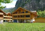 Location vacances Lauterbrunnen - Apartment The Spring Lodge-2