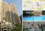 Location vacances Makati City - Studio With Balcony Salcedo Makati-3