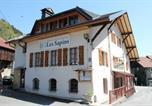 Hôtel Ayse - Les Sapins-4
