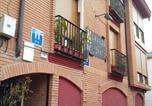 Location vacances Tricio - Hostal Ciudad de Nájera-1