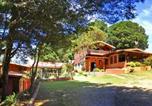 Hôtel Turrialba - Albergue Turistico Tapanti-2
