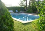 Location vacances Bollène - Les Bartavelles-1
