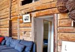 Location vacances Hauteluce - Chalet Route Forestiere du Plan du Mont-4