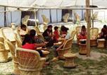 Camping avec Piscine Inde - Indus Resort Harideep Vatika Rishikesh Hills-4