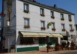 Hôtel Vaiges - Hotel Restaurant La Croix Verte-2