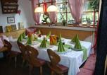 Location vacances Steinach am Brenner - Gasthaus Pumafalle-2