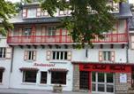 Hôtel Saint-Cirgues-de-Jordanne - Hotel au Chalet Fleuri-4