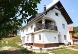 Location vacances Čabar - Holiday Home Pantar-1