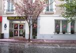 Hôtel Chatou - Hotel Des Arts-4