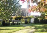 Hôtel Saint-Martin-du-Bois - Grange du Plessis-1
