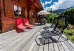 Location vacances Saint-Jean-de-Sixt - Apartment Chalet indépendant tout confort pour 8-10 pers avec jacuzzi 2-1
