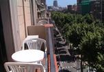 Hôtel Barcelone - Hotel Toledano Ramblas-2