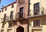 Hôtel Arbolí - Apartamento Palacio Medieval-3