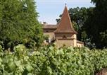 Location vacances Lagrave - Chambres d'Hôtes Château Touny les Roses-1