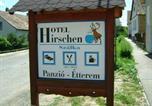 Hôtel Kalocsa - Hotel Hirschen Szálka-4