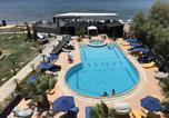 Villages vacances Lindos - Privilege Beach Hotel.-4