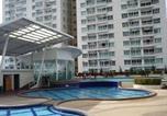 Location vacances Tuaran - Kk-Suites Residence @ 1 Borneo-4
