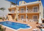 Hôtel Portocolom - Hostal Bahía Azul-1