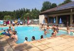Camping avec Bons VACAF Peisey-Nancroix - Camping Saumont-1