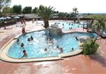 Camping Vic-la-Gardiole - Camping Le Montpellier Plage-1