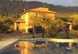 Location vacances Río Cuarto - Cabañas de Montaña San Miguel-2