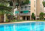 Location vacances Sant Vicenç de Montalt - Apartment sant vicenç de montalt 2961-1