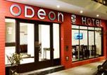 Hôtel Mar del Plata - Odeon Hotel-4
