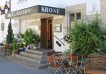 Location vacances Bobingen - Hotel Gasthof Krone-2