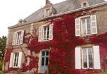 Hôtel La Chaize-le-Vicomte - Le Logis-3