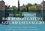 Hôtel Potenza Picena - Borgo Latino Azzurro Selvaggio-1