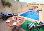 Location vacances Sannat - Ta' Bejza Holiday Home with Private Pool-1