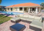 Location vacances Fort Myers - Sw 1st Three-Bedroom Villa 755-3