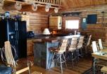 Location vacances Frankfort - Walhalla Log Cabin-4