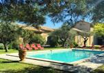 Location vacances Robion - Bastide saint roch-1