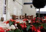 Hôtel Fontevraud-l'Abbaye - La Gentilhommiere-2
