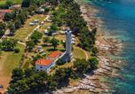 Camping avec Site nature Croatie - Istraturist Umag - Campsite Pineta-1