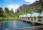 Location vacances Ko Phayam - Smiley Lake House in Ratchaprapa Dam-1