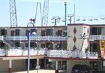 Hôtel Wildwood - Casa Del Sol Motel-3