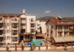 Hôtel Hatip İrimi - Saffron Apartments-4