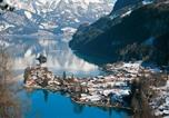 Location vacances Iseltwald - Switzerland Iseltwald Apartment-1