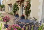 Hôtel Aulnay - Le Logis d'Antigny-3