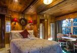 Location vacances Fontana - Arrowhead Pine Rose Cabins-2