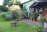 Location vacances Hoppegarten - Ferienwohnung Friedrichshagen-2