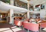 Hôtel 4 étoiles Mandelieu-la-Napoule - Hotel Belle Plage-2